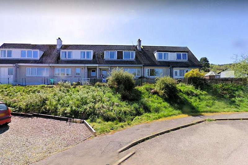 2 Bedrooms Terraced House for sale in 2 Letter Daill, Cairnbaan, PA31 8SX