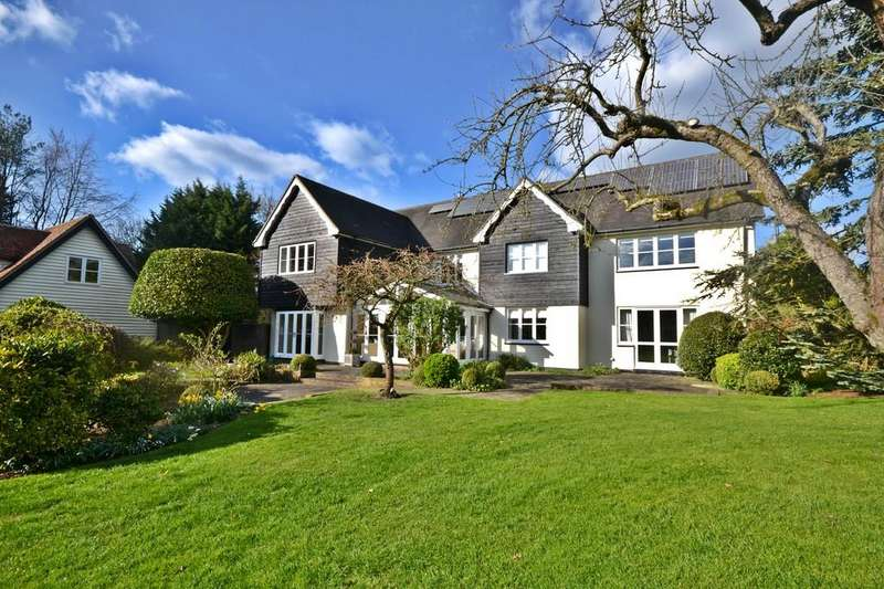 4 Bedrooms Detached House for sale in Widdington