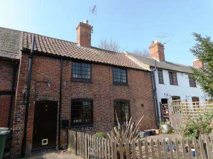 3 Bedrooms Terraced House for sale in Church Street, Barrow Upon Soar, Loughborough, Leicestershire