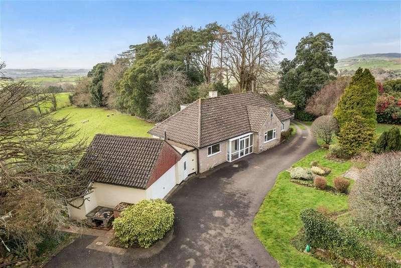 3 Bedrooms Detached House for sale in Gittisham, Honiton, Devon, EX14