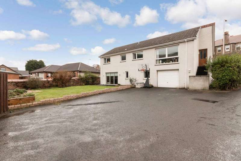 4 Bedrooms Detached House for sale in 56a Aberdour Road