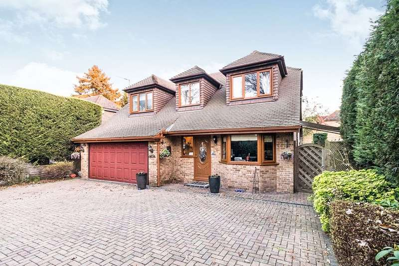 4 Bedrooms Detached House for sale in New Barn Road, New Barn, DA3