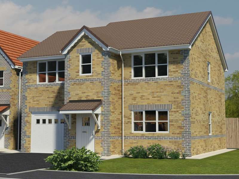 5 Bedrooms Detached House for sale in Firtree Court, Knottingley, West Yorkshire, WF11