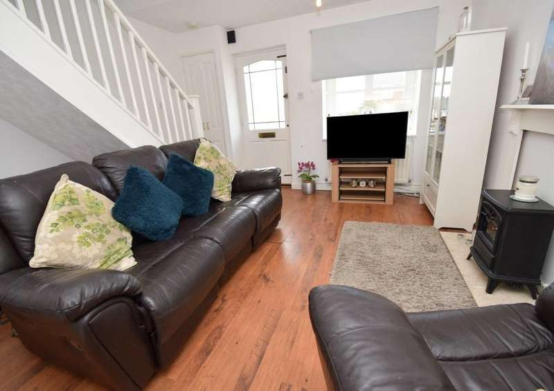 2 Bedrooms Town House for sale in Speedwell Drive, Hamilton, Leicester