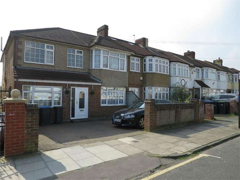 5 Bedrooms Semi Detached House for sale in Broadlands Avenue, Enfield, Greater London