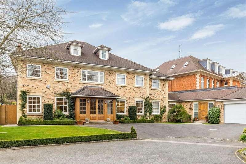 6 Bedrooms House for rent in Greenoak Way, Wimbledon, London, SW19