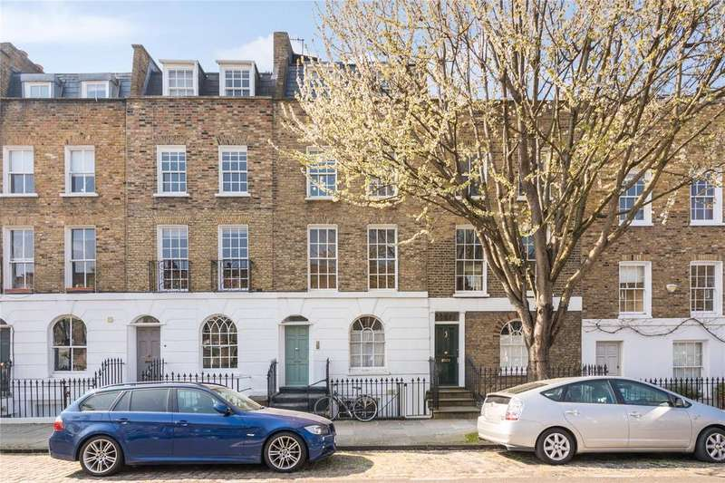 1 Bedroom Flat for sale in Cloudesley Road, Barnsbury, London