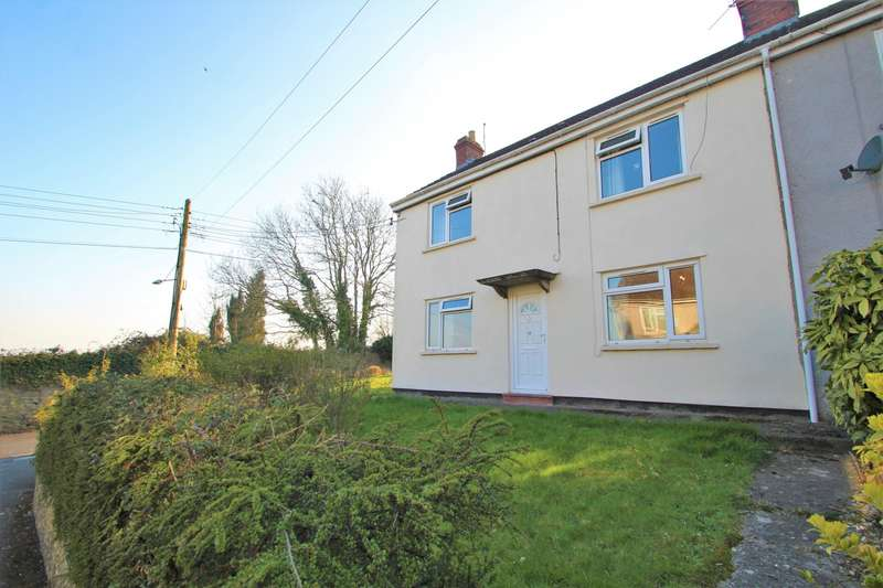 3 Bedrooms Semi Detached House for sale in The Mead, BS39