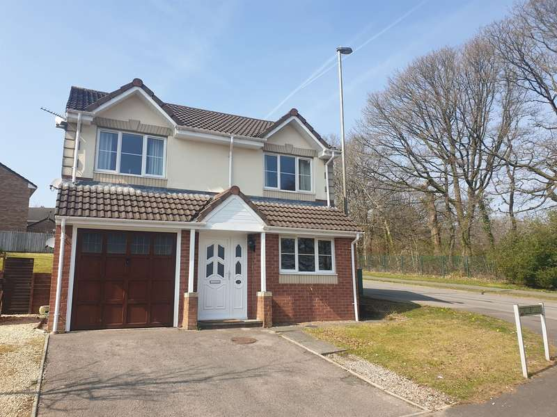 4 Bedrooms Detached House for sale in Oakland Gardens, Bargoed
