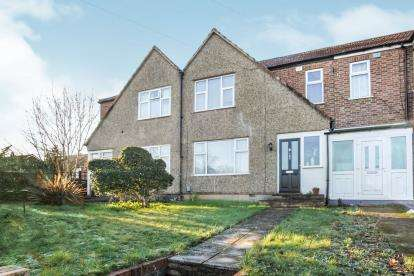 3 Bedrooms Terraced House for sale in London Road, Dunstable, Bedfordshire, England