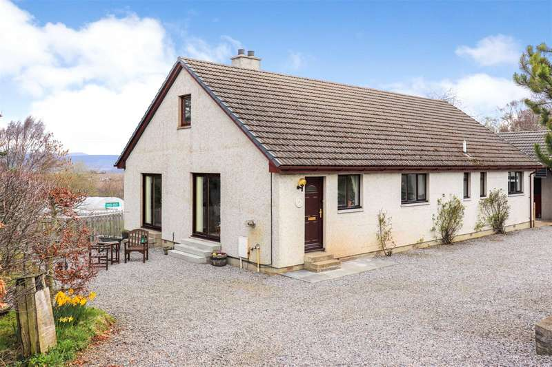 4 Bedrooms Detached House for sale in Achadh Nan Carn - Lot 1, Culbokie, Dingwall, IV7