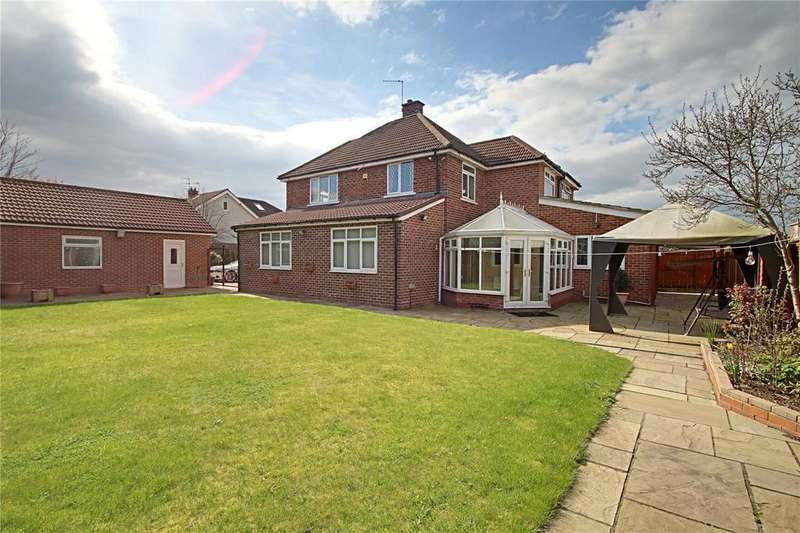 5 Bedrooms Detached House for sale in Highfield Close, Eaglescliffe