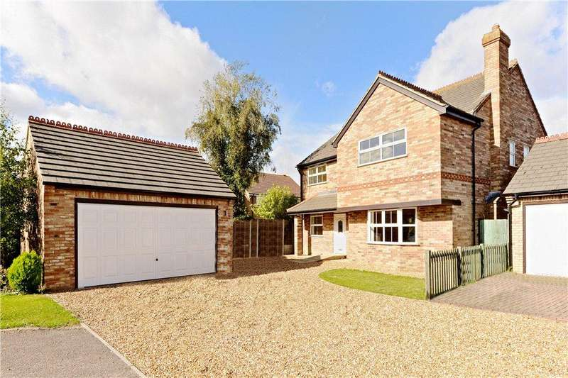 5 Bedrooms Detached House for sale in Willow Springs, Cranfield, Bedfordshire