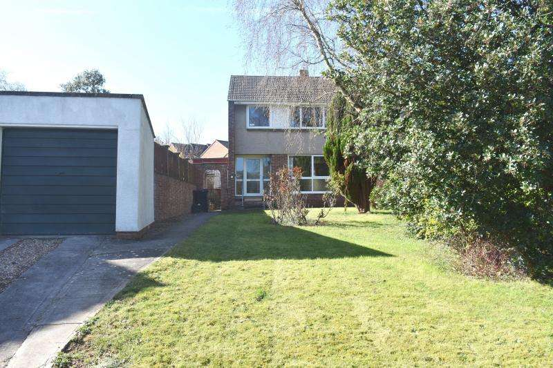 3 Bedrooms Semi Detached House for sale in Long Ashton