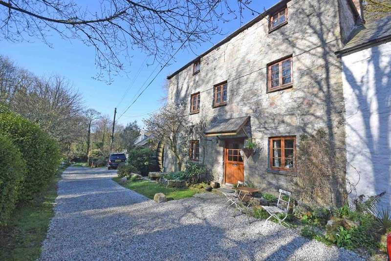 3 Bedrooms Mill Character Property for sale in Carthew, St Austell, Cornwall