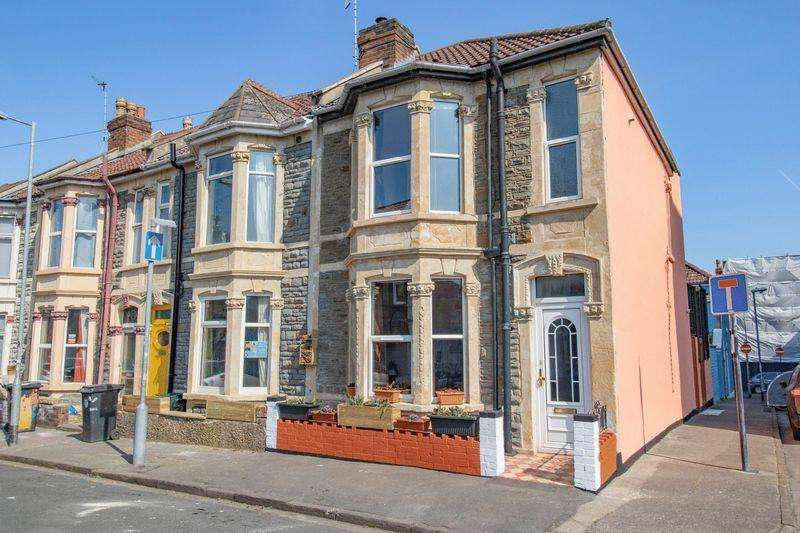 3 Bedrooms Terraced House for sale in Camelford Road, Greenbank
