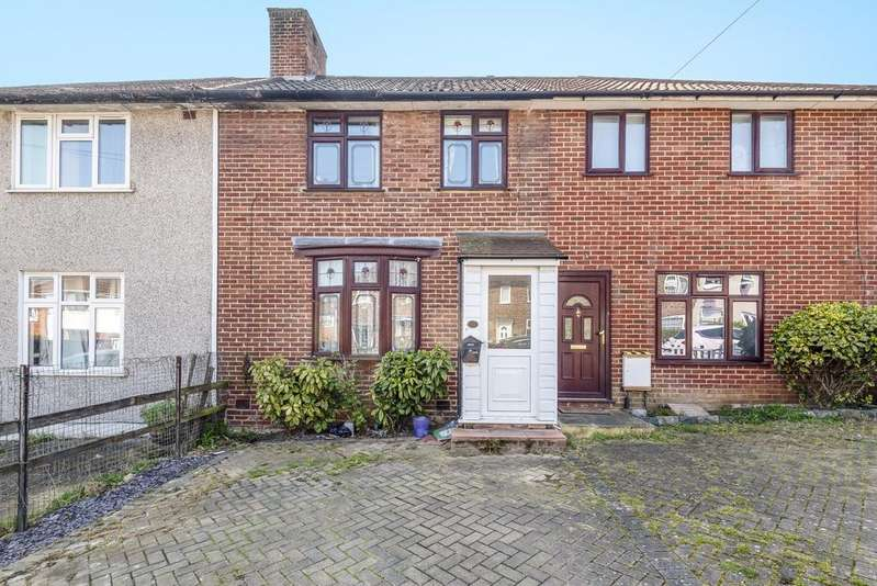 3 Bedrooms Terraced House for sale in Widecombe Road London SE9
