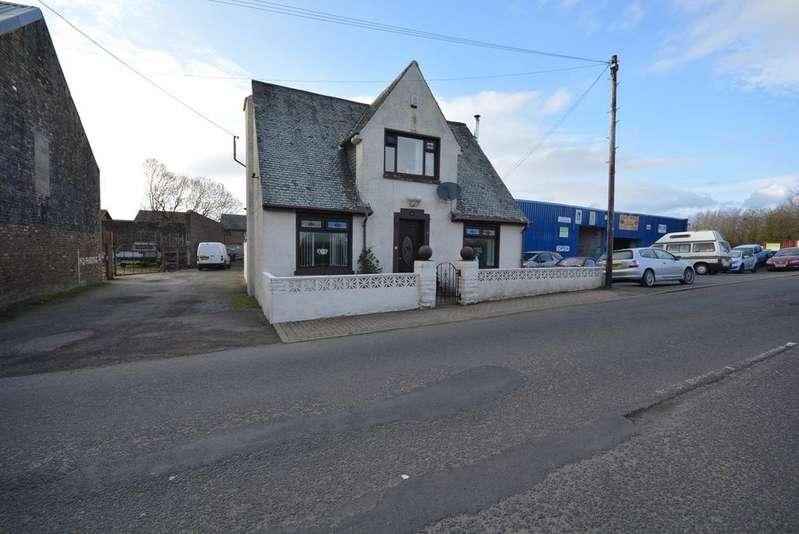 2 Bedrooms Detached House for sale in Kilmaurs Road, Knockentiber, Kilmarnock, KA2