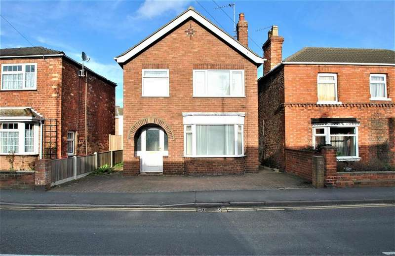 3 Bedrooms Detached House for sale in Freiston Road, Boston