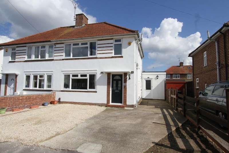 3 Bedrooms Semi Detached House for sale in Farrowdene Road, Reading