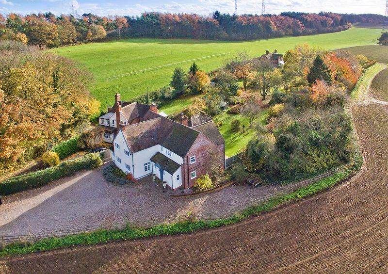 4 Bedrooms House for sale in Longacre, , 2 Higford Lane, Beckbury, Shifnal