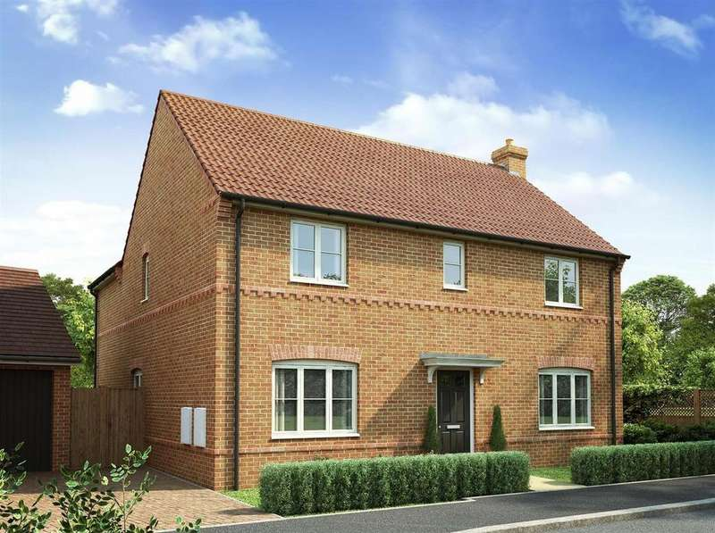 4 Bedrooms Detached House for sale in Mill View, Cowbit, Spalding