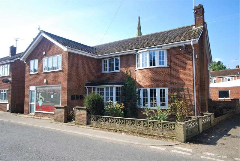 4 Bedrooms Detached House for sale in High Street, Gosberton, Spalding