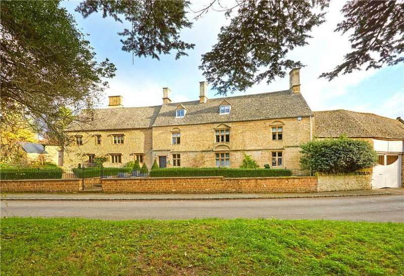 7 Bedrooms Detached House for sale in Manor Road, Sandford St. Martin, Chipping Norton, Oxfordshire, OX7