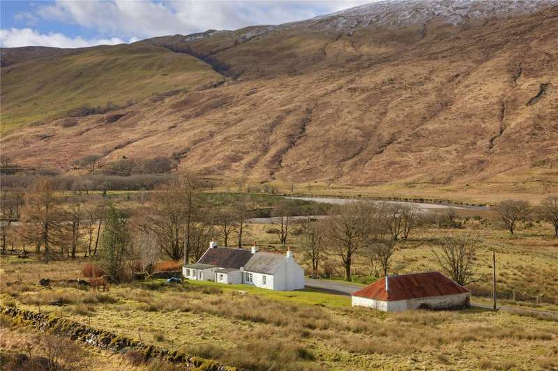 3 Bedrooms Bungalow for sale in Achnafalnich, Dalmally, Argyll and Bute, PA33
