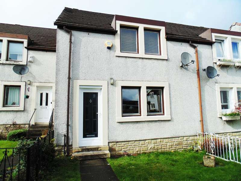 2 Bedrooms Terraced House for sale in Balloch G83