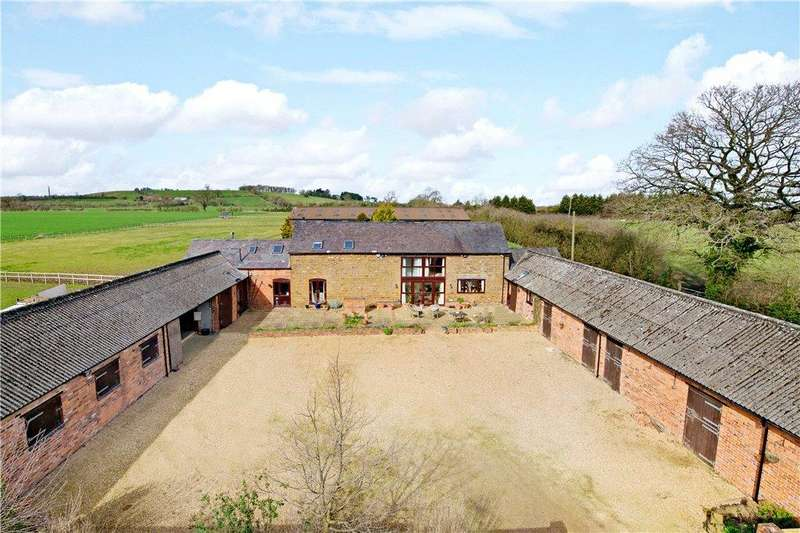 5 Bedrooms Barn Conversion Character Property for sale in Woodford Halse, Daventry, Northamptonshire