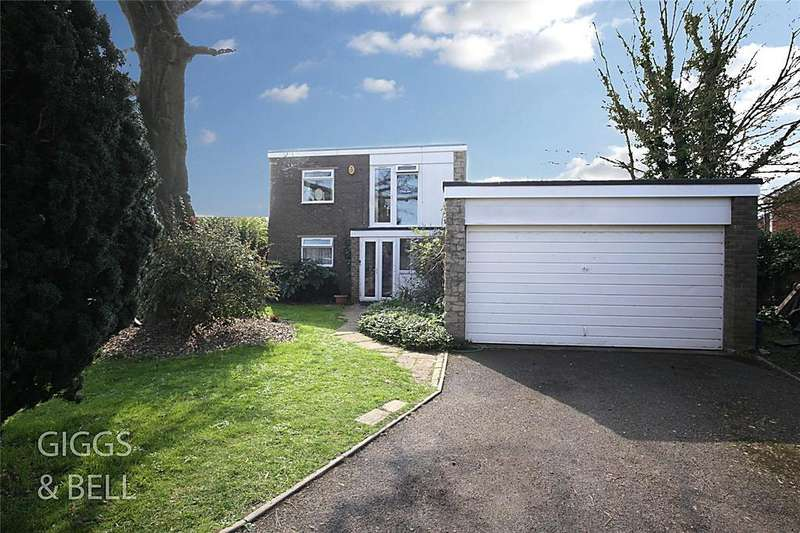 4 Bedrooms Detached House for sale in Vincent Road, Luton, Bedfordshire, LU4
