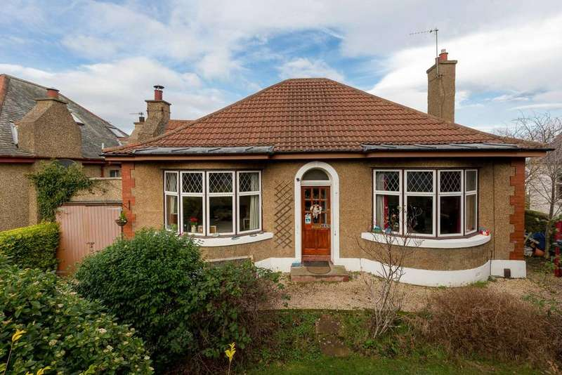 3 Bedrooms Detached Bungalow for sale in 100 Woodhall Road, Colinton, EH13 0HU