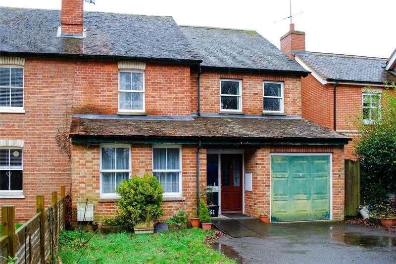 4 Bedrooms Semi Detached House for sale in Hyde End Road, Shinfield, Reading, RG2