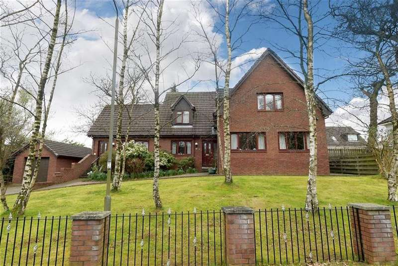 5 Bedrooms Detached House for sale in Park Road, Inchinnan