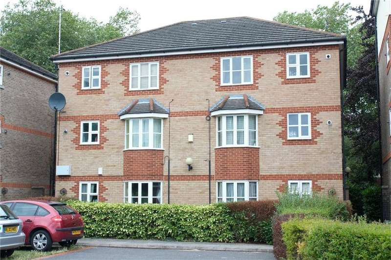 1 Bedroom Apartment Flat for sale in Vanbrugh Court, London Road, Reading, Berkshire, RG1