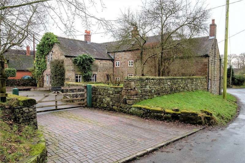 6 Bedrooms Detached House for sale in Leek, Staffordshire