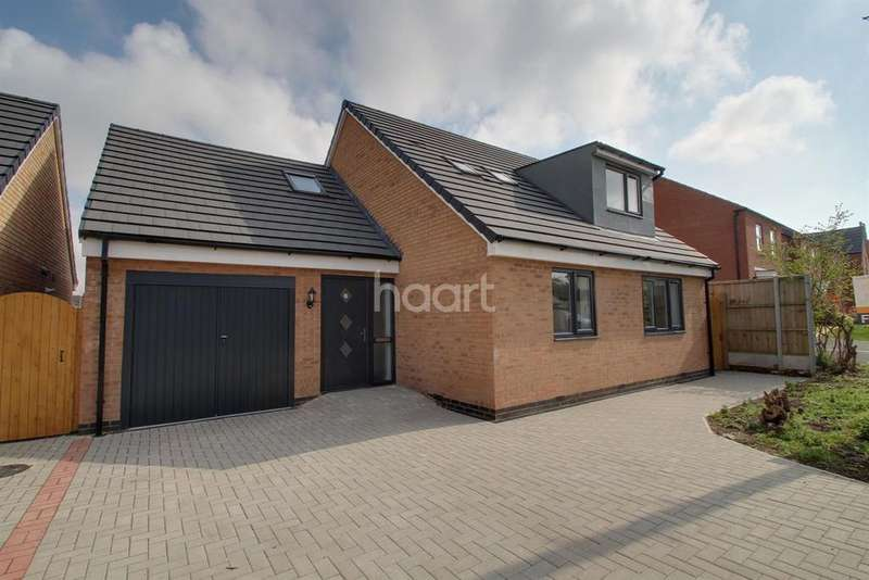 4 Bedrooms Detached House for sale in Queniborough, Leicester