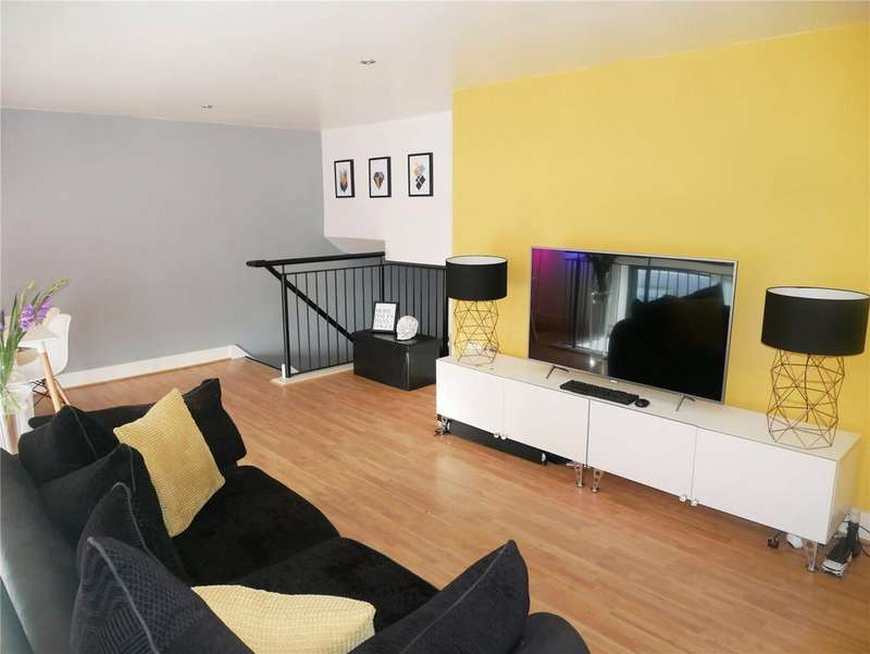2 Bedrooms Apartment Flat for sale in Eastgate Apartments, East Street, Leicester, LE1