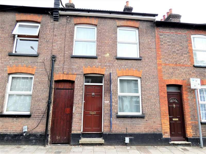 2 Bedrooms Terraced House for sale in North Street, Luton