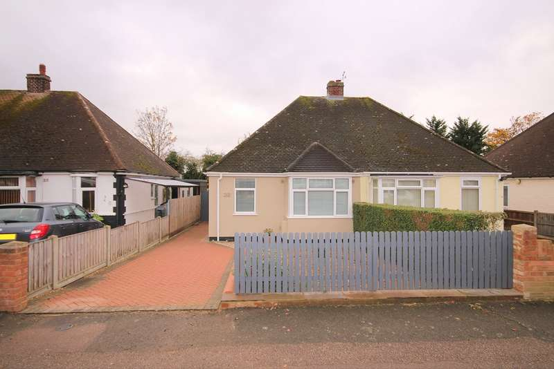 3 Bedrooms Semi Detached Bungalow for sale in Chantry Avenue, Kempston, MK42