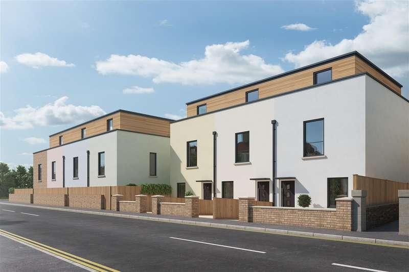 3 Bedrooms Terraced House for sale in Sussex Mews, St Werburghs