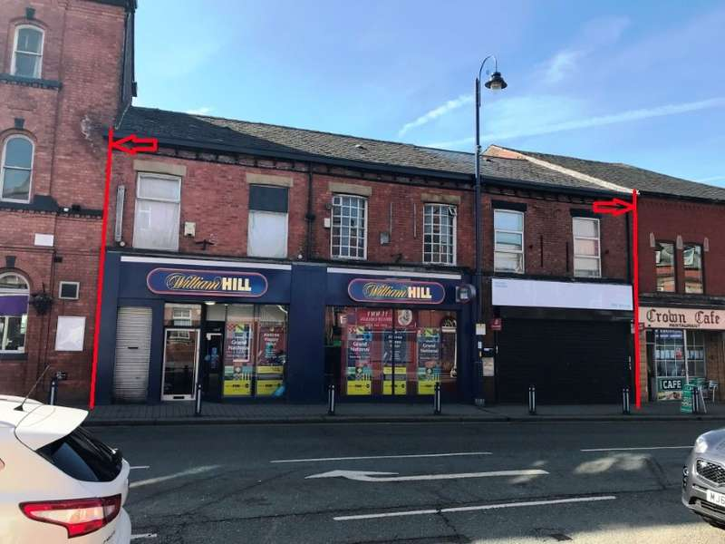 Commercial Development for sale in 3-7 Manchester Road, Denton, Greater Manchester
