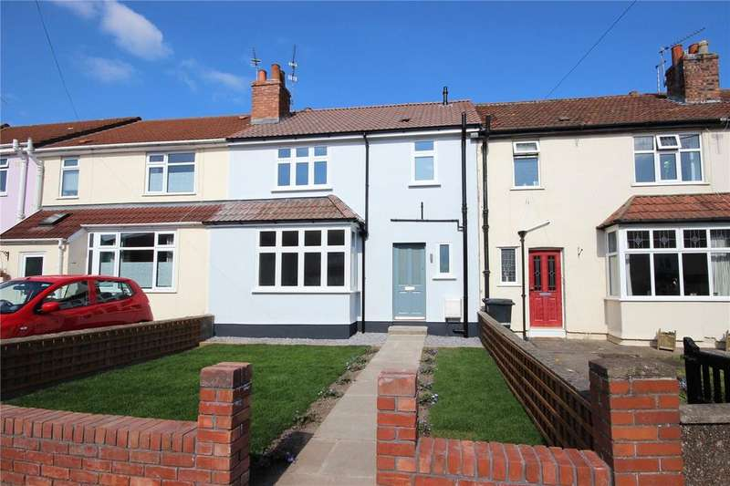 3 Bedrooms Terraced House for sale in Radnor Road, Horfield, Bristol, BS7