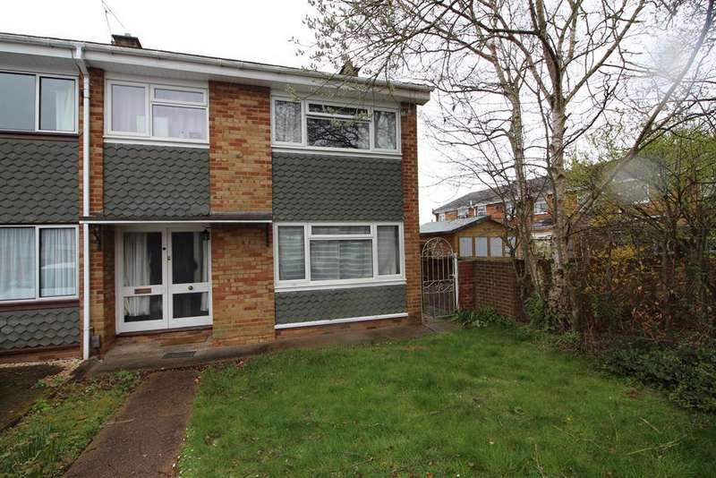 3 Bedrooms End Of Terrace House for sale in Sunningdale, Yate, Bristol, BS37 4HD