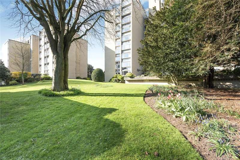 2 Bedrooms Apartment Flat for sale in Westmorland House, Durdham Park, Bristol, Somerset, BS6