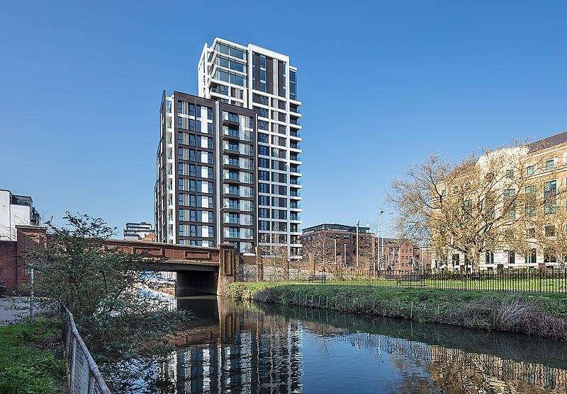 2 Bedrooms Apartment Flat for sale in Goring Verto, Kings Road, Reading, RG1