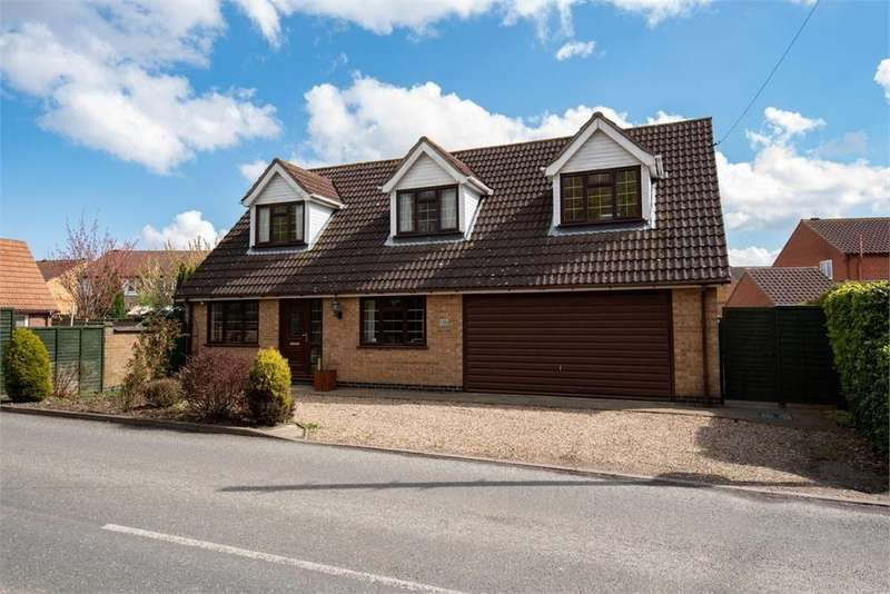 5 Bedrooms Chalet House for sale in Tattershall Road, Boston, Lincolnshire