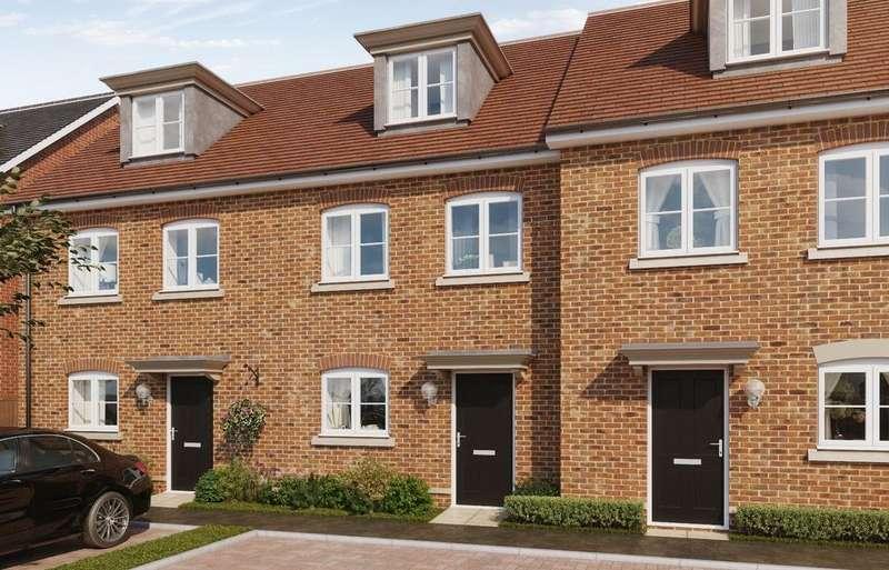 3 Bedrooms Terraced House for sale in Old Forest Road, Winnersh, Wokingham, RG41