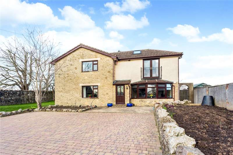 5 Bedrooms Detached House for sale in Heathend, Wotton-under-Edge, Gloucestershire, GL12